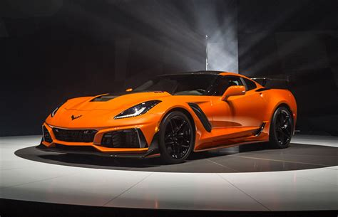 2019 Chevrolet Corvette Zr1 Is Gms Most Powerful Car by 2019 Corvette Zr1 The Fastest Most Powerful Production