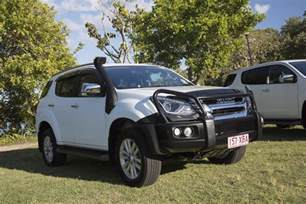 Review Isuzu Mu X 2017 Isuzu Mu X Review Caradvice