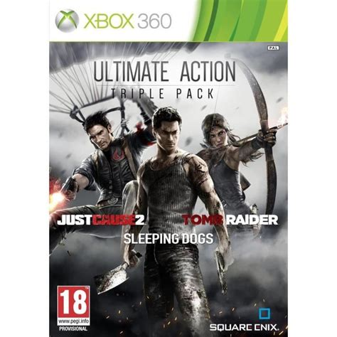 dogs xbox 360 just cause 2 sleeping dogs xbox 360 achat vente jeux xbox 360