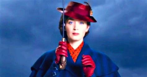 mary poppins n 186 1 mary poppins returns motion poster brings back the magical
