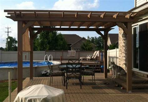 buy pergola kit buy a 10 x 10 pergola kit and upgrade your property