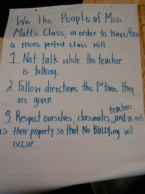 class constitution template miss matt s 2nd grade our class constitution