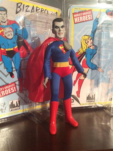 Mainan Superman Bizarro 1 Figure review superman wave 1 from figures co 13th dimension comics creators culture