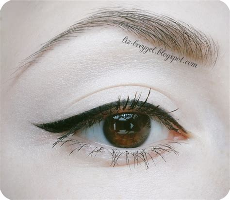 Eyeliner A winged eyeliner tutorial january