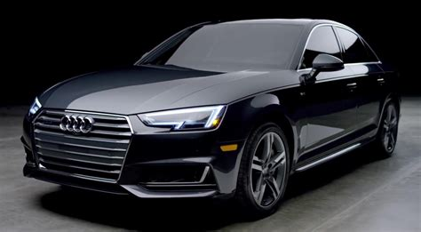 b9 audi a4 gets a detailed dive in the us