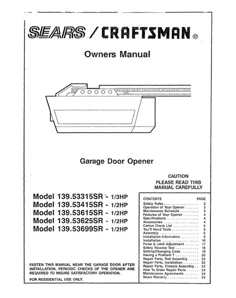 Craftsman Garage Door Opener Repair Manual Wiring Diagram For Craftsman Door Opener Battery For Craftsman Door Opener Wiring Diagram Odicis