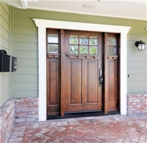 How To Stain Front Door How Do You Stain A Front Door