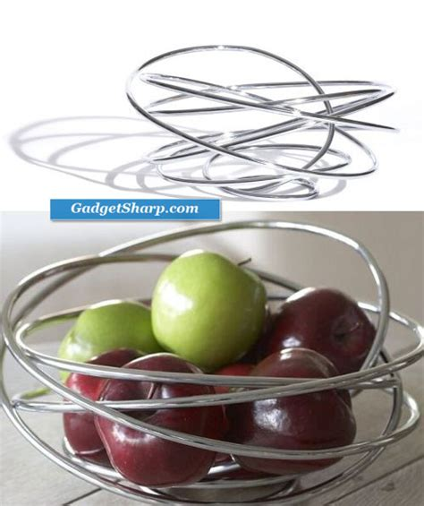 modern fruit holder 12 modern and stylish fruit bowls holders gadget sharp