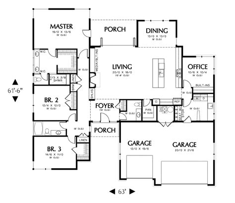 home floor plans 2500 square house plan 2500 square home design and style