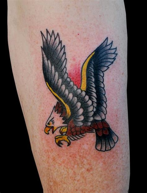 eagle nautical tattoo paradise tattoo gathering tattoos traditional old