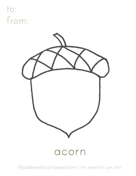 acorn coloring pages fall acorn coloring pages coloring pages