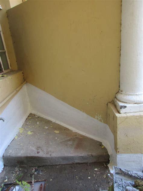 waterproofing do we need to waterproof cement floor in the garden to prevent water from