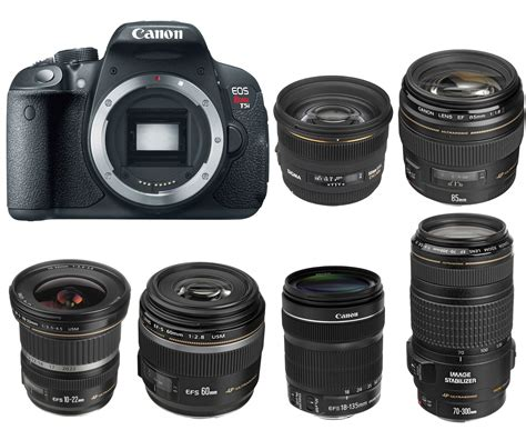 Canon Eos 700d Lens Best Lenses For Canon Eos 700d Rebel T5i News At Cameraegg