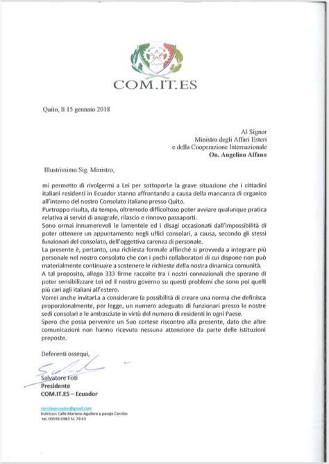 consolato italiano in ecuador comites italianos en ecuador