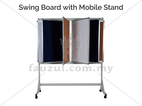 swing board whiteboard magnetic swing board sw6t fauzul enterprise