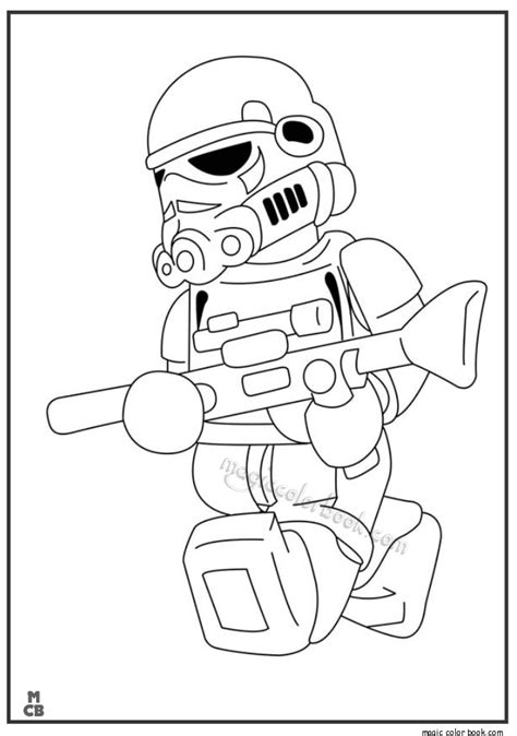 trooper coloring pages pics for gt trooper coloring pages
