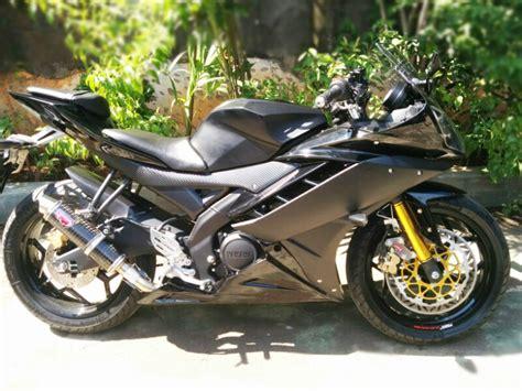 Gambar Modifikasi Motor R15 by 40 Gambar Modifikasi Yamaha R15 R25 Keren Terbaru