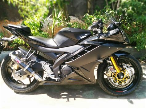 Gambar Modifikasi Motor Yamaha R15 by 40 Gambar Modifikasi Yamaha R15 R25 Keren Terbaru