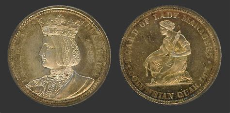 05 L Silver 1893 25c ngs pf64