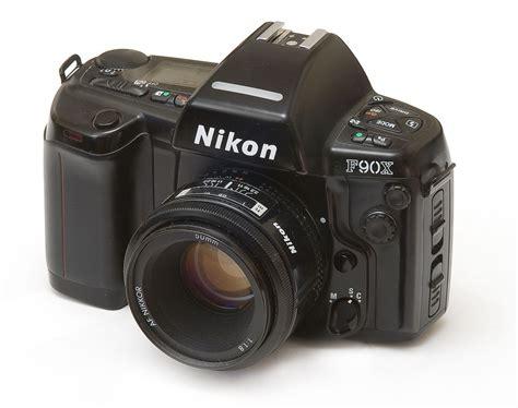 Kamera Nikon F90x Nikon F90