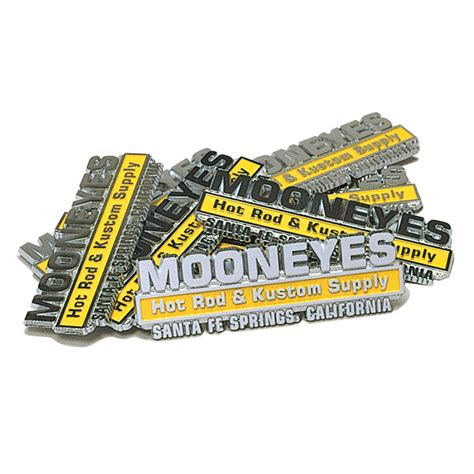 Emblem Mooneyes mooneyes emblem