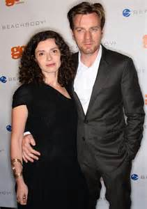 Go gala in this photo ewan mcgregor actor ewan mcgregor r and his wife