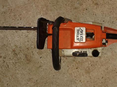 tronconneuse stihl professionnel prix 6825 troc echange tronconneuse stihl 031av sur troc