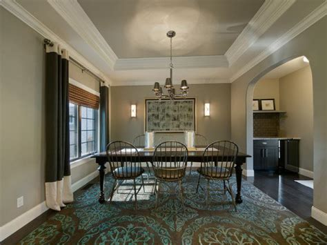 20 amazing dining area style concepts with tray ceiling