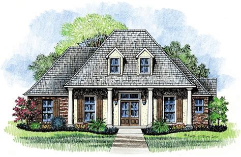 Home Plans Louisiana | livingston louisiana house plans acadian house plans