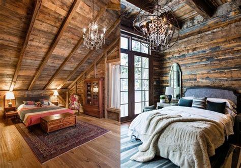 stanze da letto rustiche great ladari moderni camere letto mansarde stile