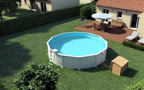 Piscine Metal Hors Sol 1794 by Piscine Guide Choix De Solution Co 251 T Et Devis En Ligne