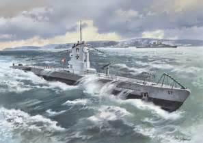 Ships » ICM Holding - Plastic model Kits U Boat