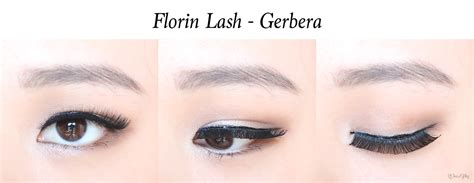Florin Review review florin eyelashes collection for