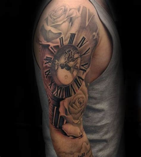 roman numerals tattoo tattoo collections
