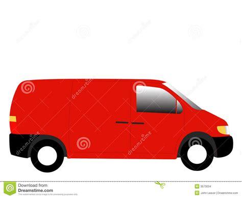 Vans 2d illustration stock images image 3573034