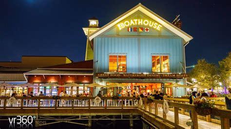 boathouse orlando boathouse restaurant at disney springs in orlando youtube