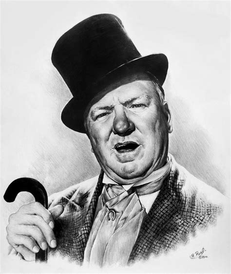 W C Fields Sketches by W C Fields Comedian Actor Juggler And Writer Member Of