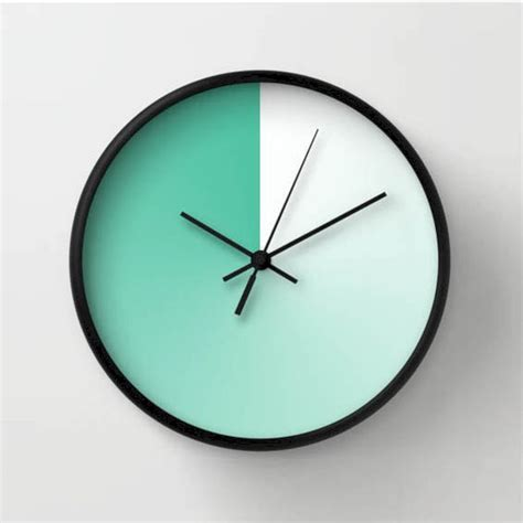 Design Clock by Creative Wall Clock Design Idea 74 Futurist Architecture