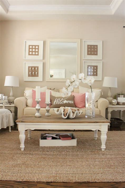 pink accessories for living room pink decor for living room and dining room starfish cottage
