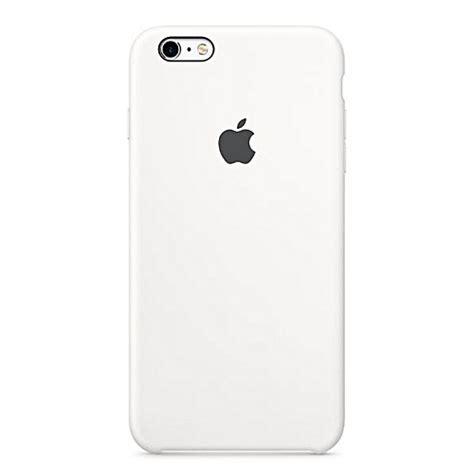 phone silicone for iphone 6 plus 6s plus white jumia uganda