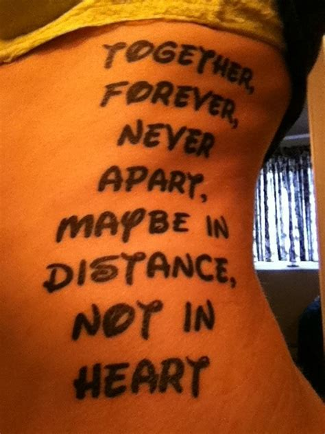 tattoo quotes for best friends best friend tattoo perfect quote just needs to be