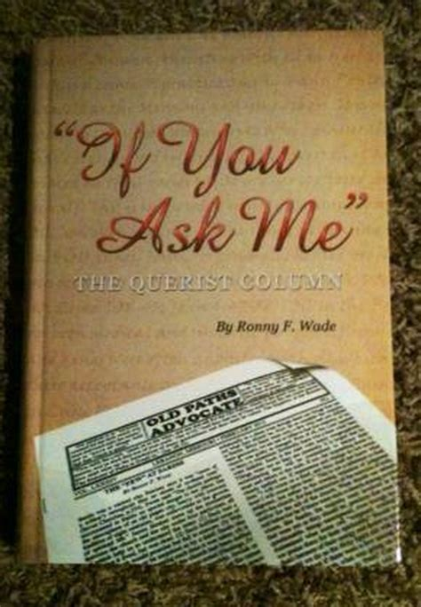 a great mystery fourteen wedding sermons books if you ask me by ronny wade