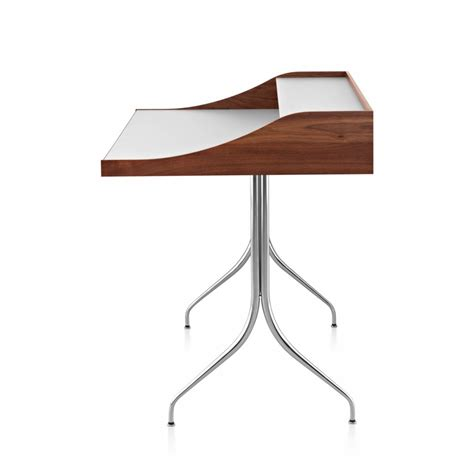 nelson swag leg desk nelson swag leg desk by george nelson for herman miller