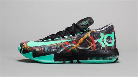 kd basketball shoes foot locker nike 2014 nola gumbo league collection release details