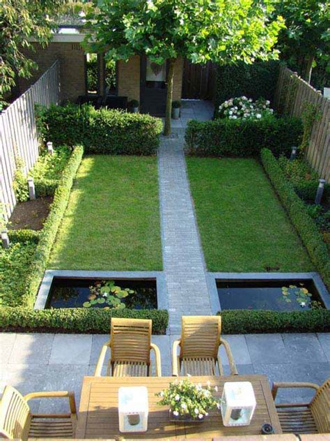 yard ideas 23 small backyard ideas how to make them look spacious and
