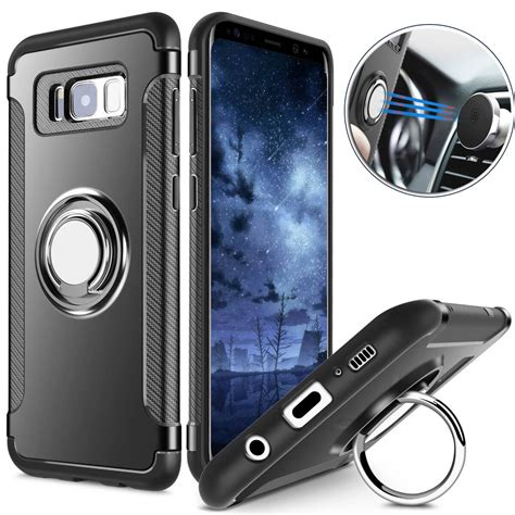 aliexpress buy for samsung galaxy s8 s8 plus car holder stand magnetic finger ring