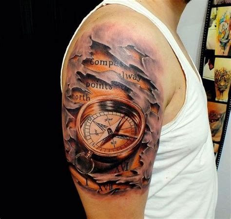 compass tattoo religious meaning top 51 best tattoos for men with meaning 2017
