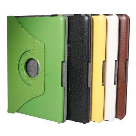 Casing Samsung Tab 2 10 1 10 1 quot tablet pc 360 176 rotation leather for samsung