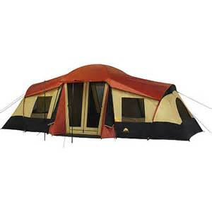 ozark trail 3 room xl vacation lodge cing tent