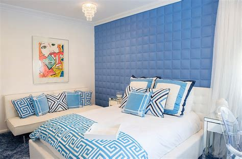 light blue interior paint